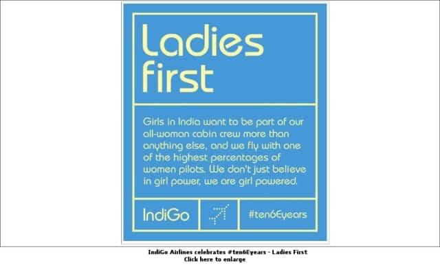 A campanha da IndiGo aumentou os PODs da marca enquanto contava uma história