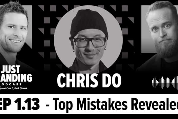 Chris Do on JUST Branding Podcast
