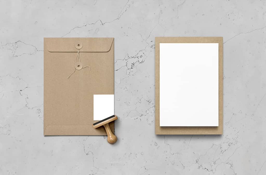Paper stock may be a consideration in brand style guidelines