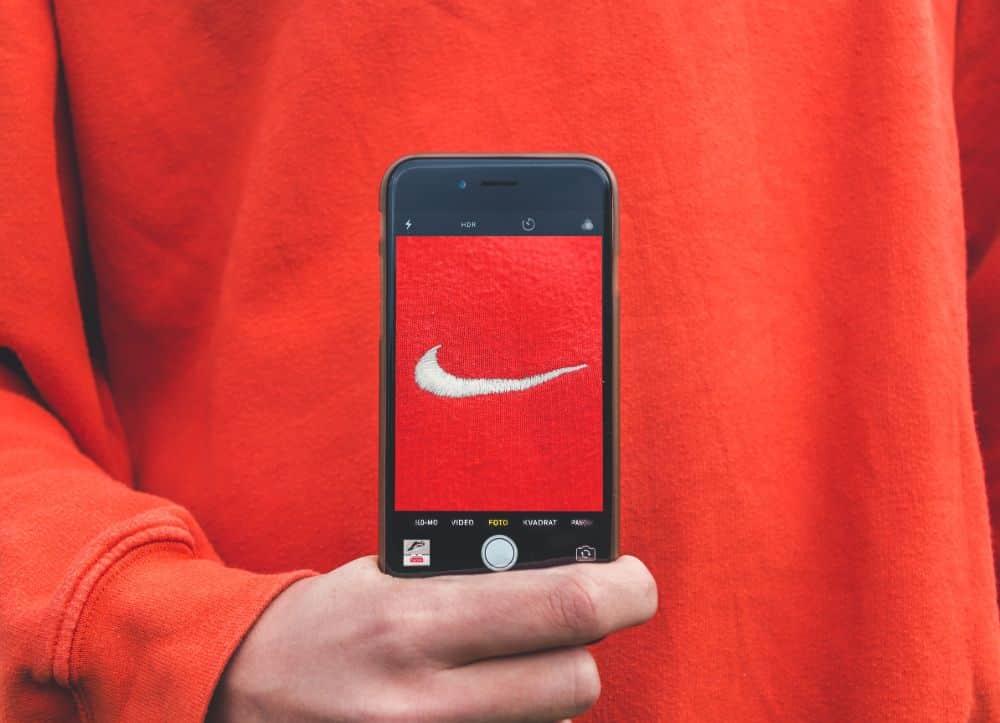 Nike's successful logo design