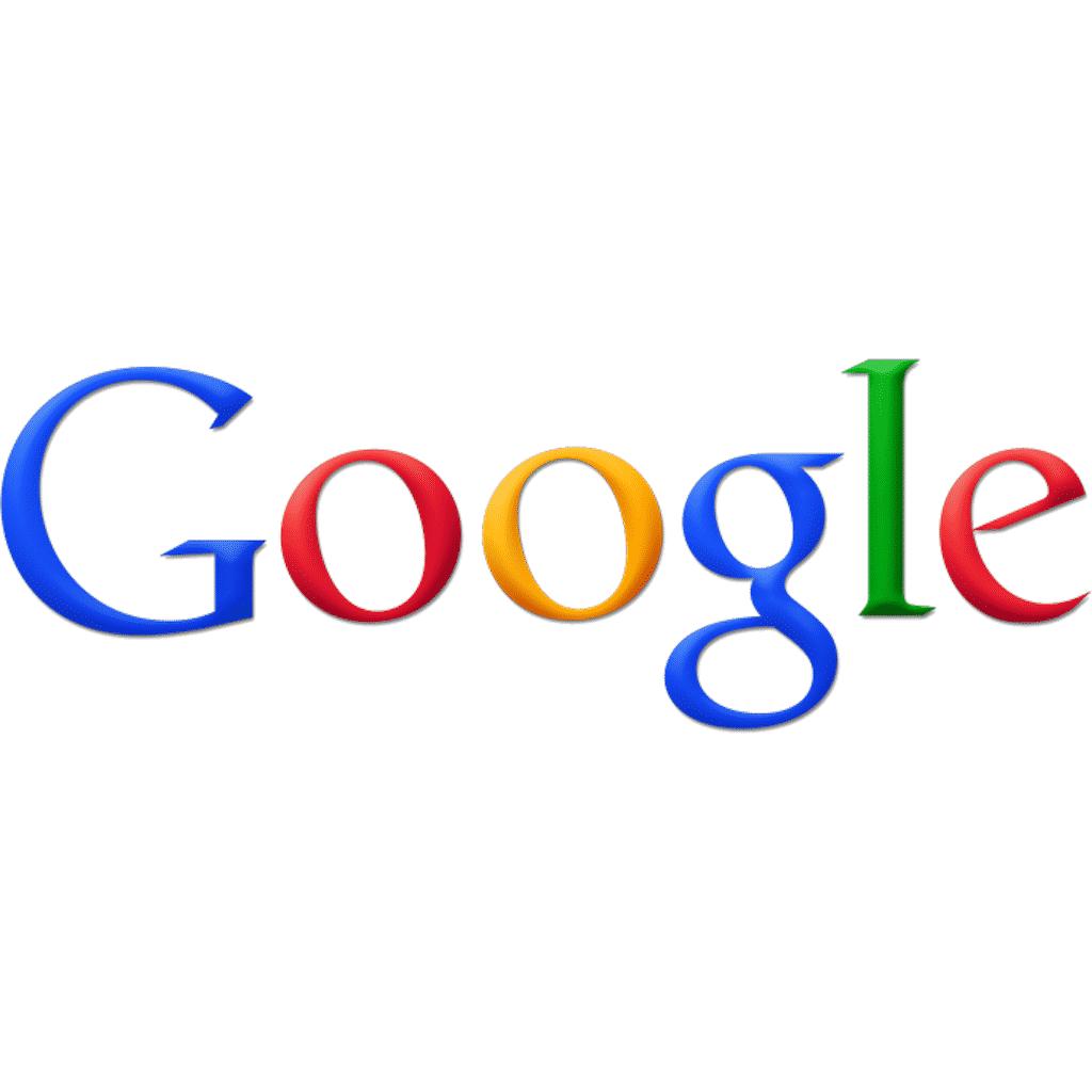 Google's old logo, prior to the 2015 rebrand