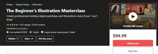 The Illustration Masterclass