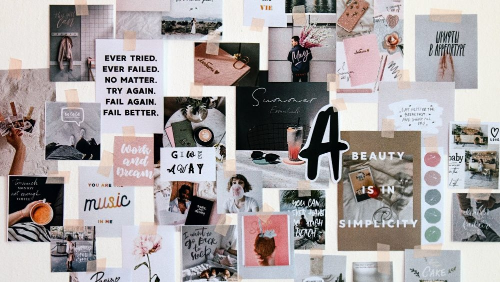Mood Boards and Brand Identity Design