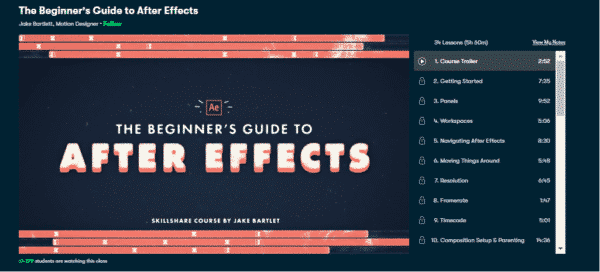 beginners guide to after effects