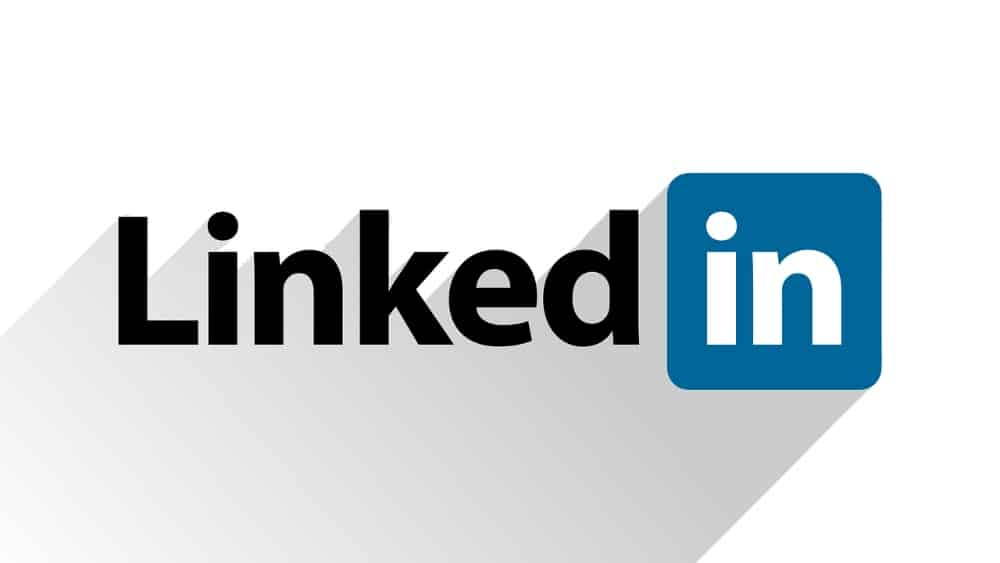 LinkedIn logo - LinkedIn video marketing