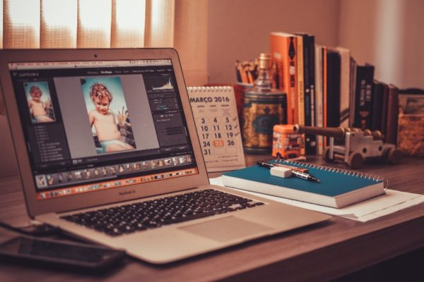 Editing photo exposure with Photoshop