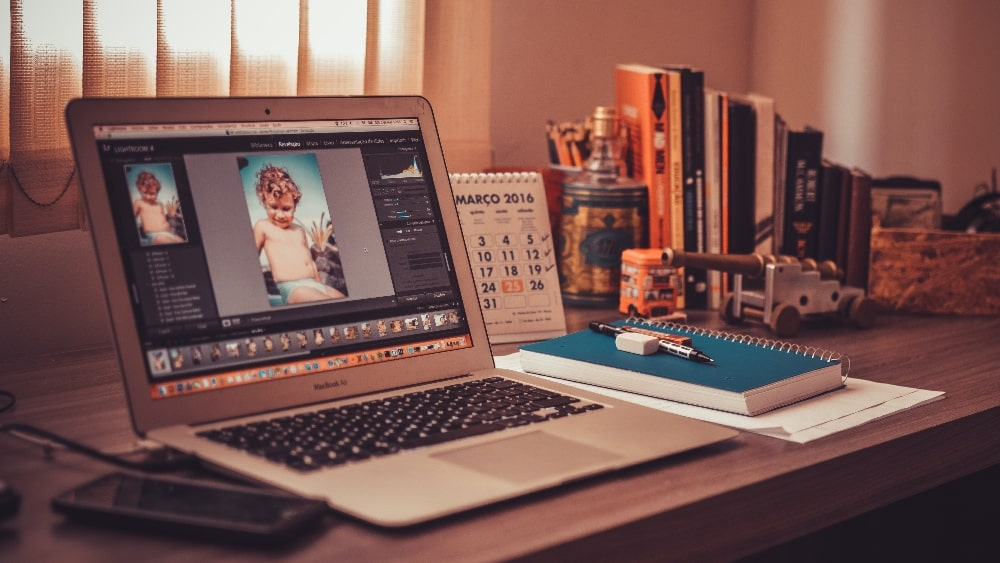 Editing photo exposure with Photoshop