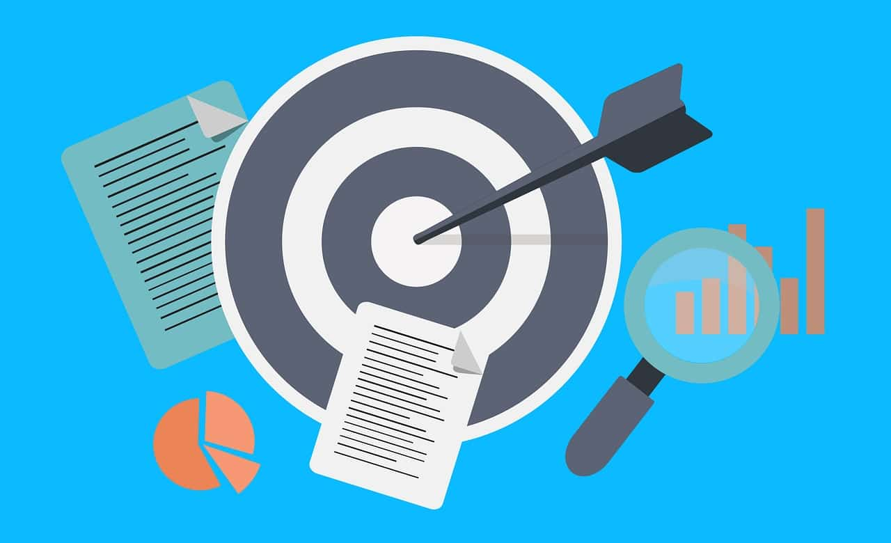 Target and goal setting for video marketing