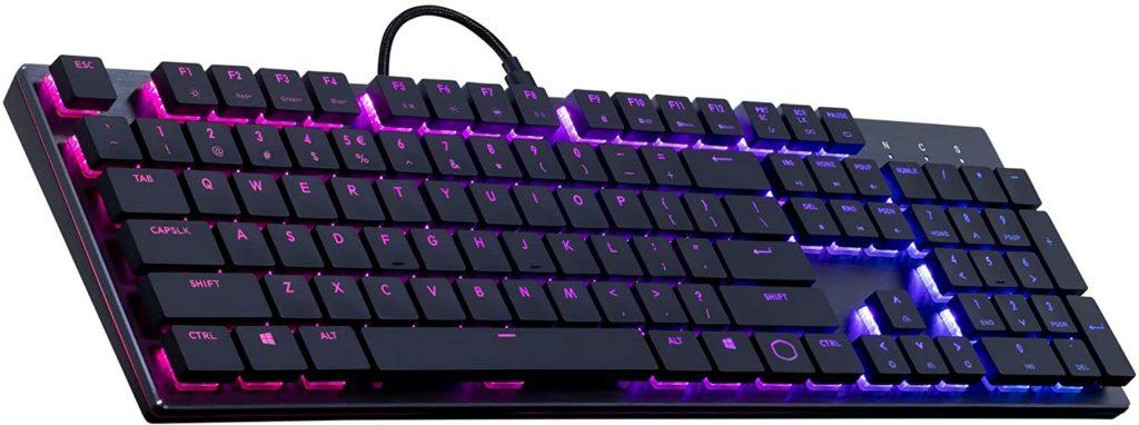 Cooler Master Mechanical Keyboard