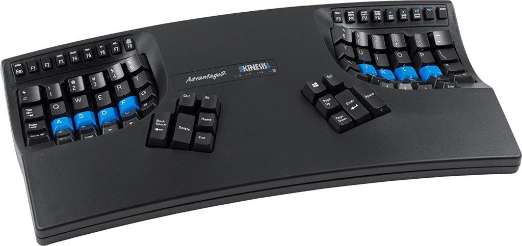 Kinesis Advantage2 Ergonomic Keyboard (KB600)