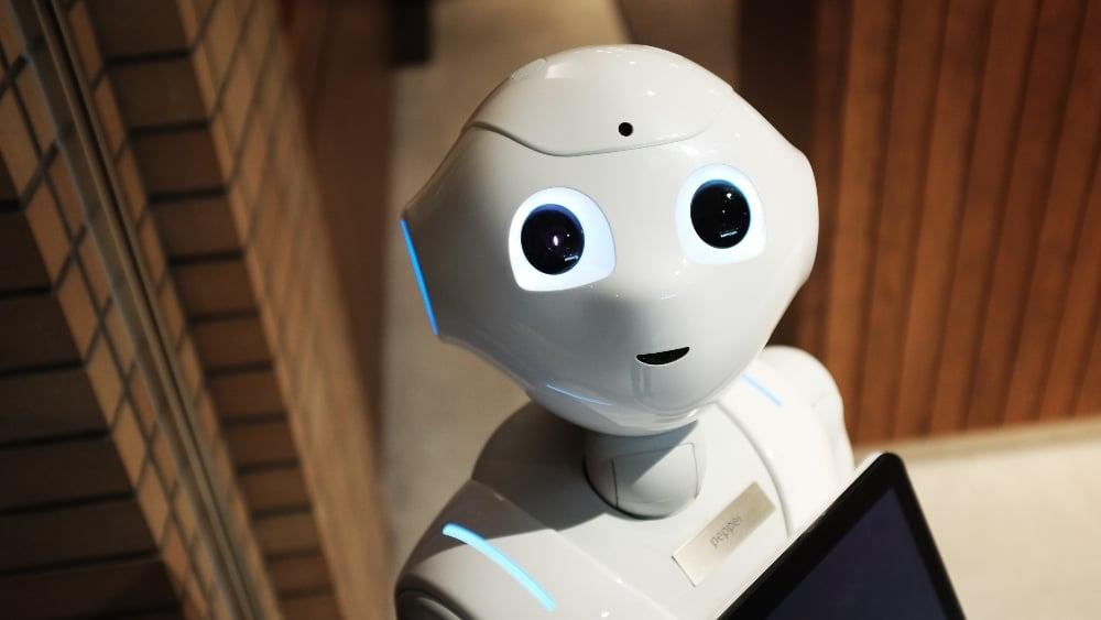 Contewnt Management AI Robot