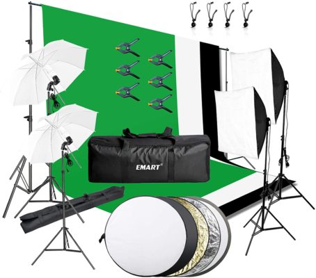Emart Photography Studio Lighting Kit
