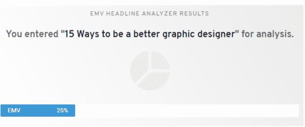 headline analysis