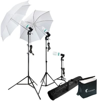 LimoStudio Photography Studio Lighting Kit - The best budget light kit