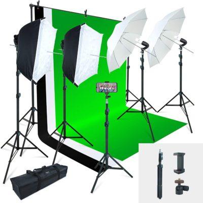 Linco Lincostore AM169 Studio Lighting Kit