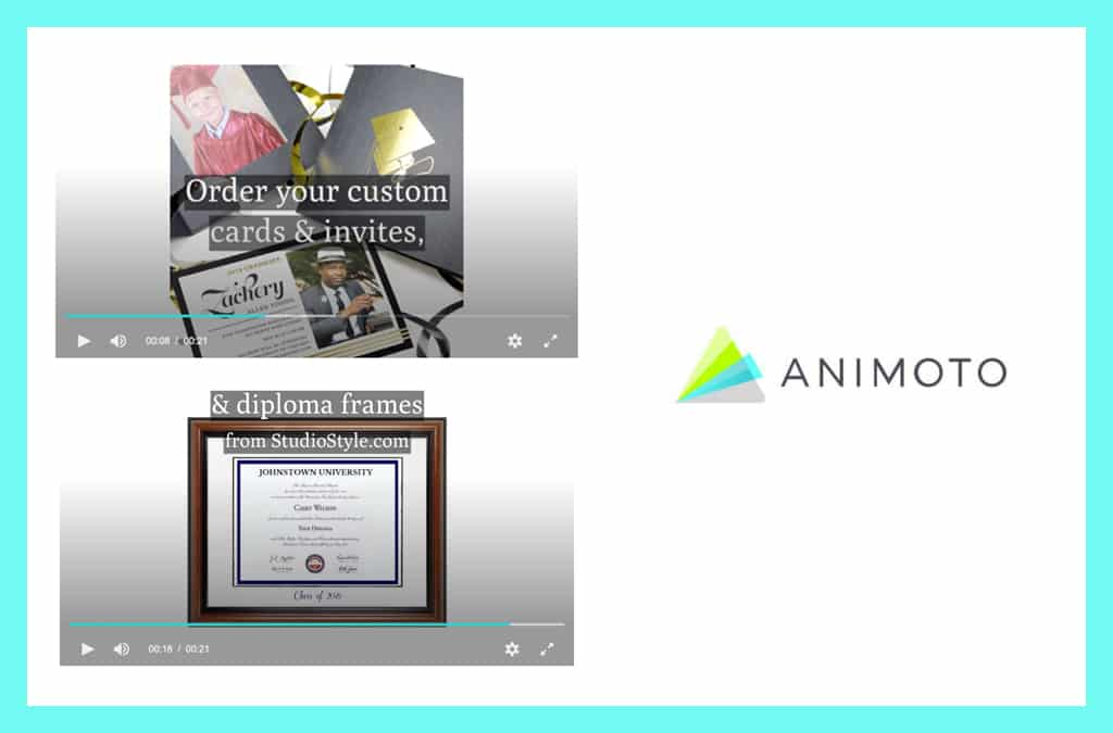 Animoto sample work