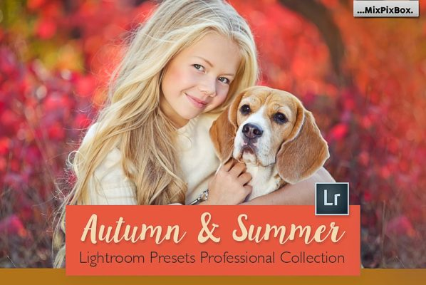 Autumn & Summer Outdoor Lightroom Presets