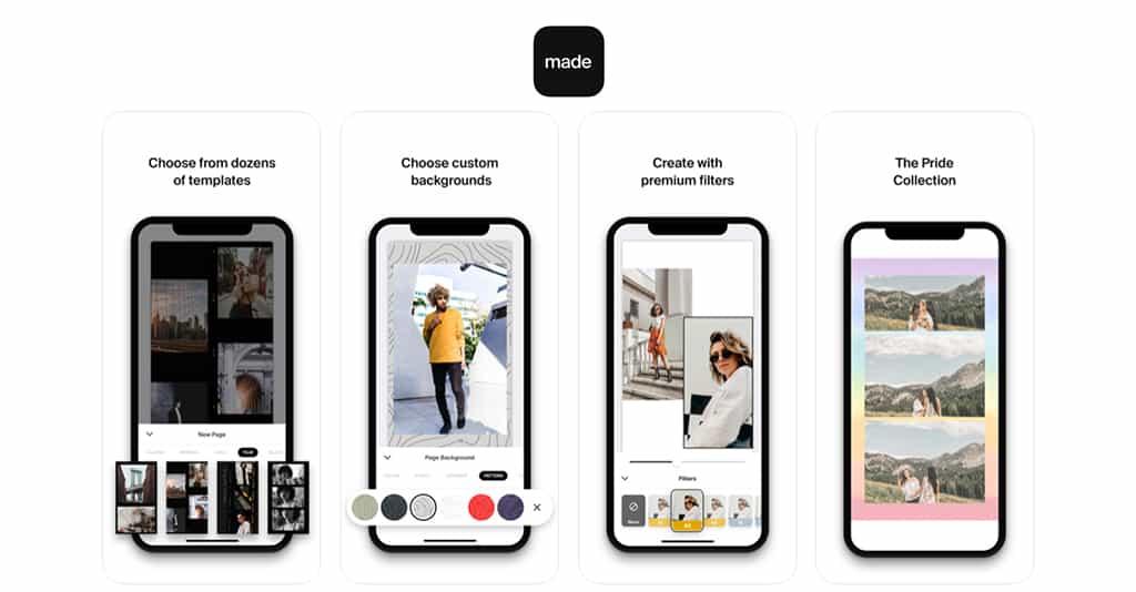 Made Instagram Stories editor