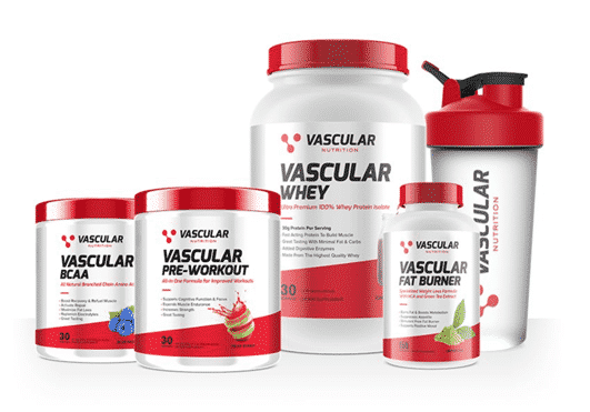 Well-branded private label fitness nutrition products