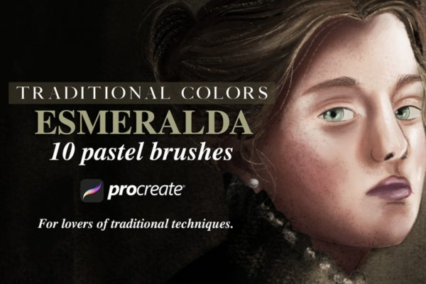 Traditional Colors Esmeralda Pastel