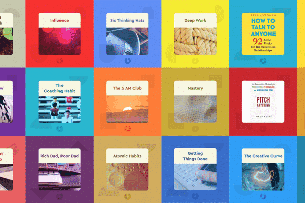 Best Blinkist Books for a Designer's Career Success