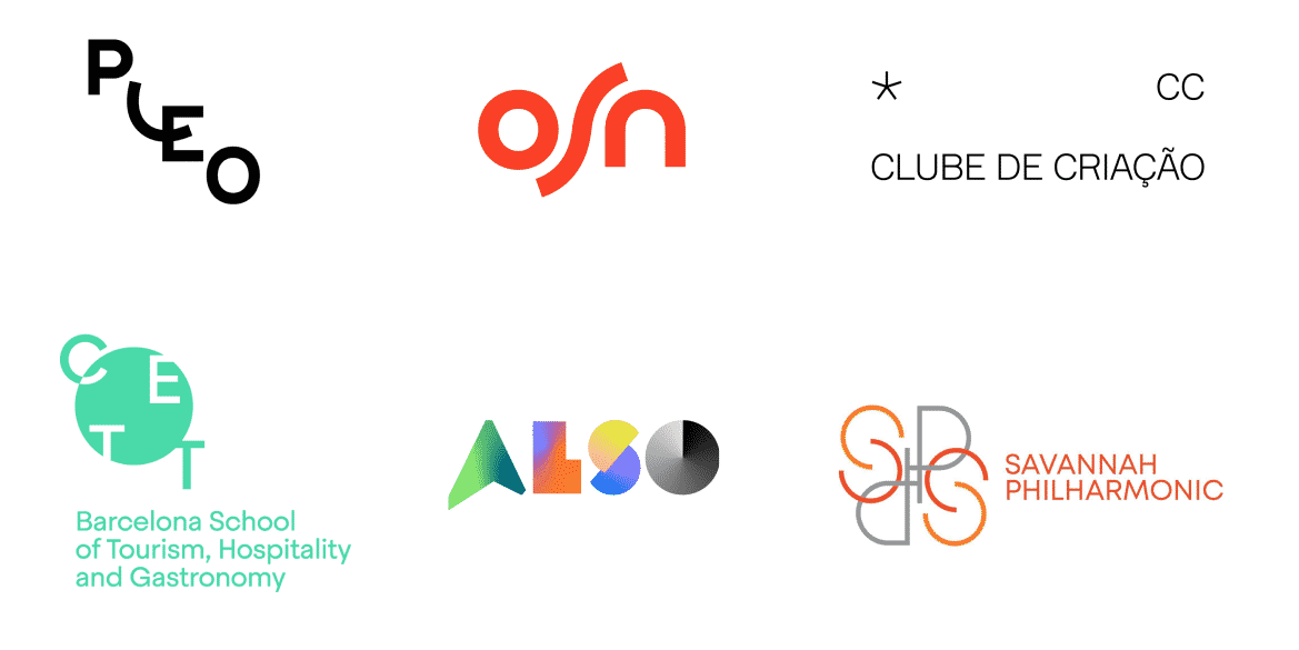Logo Design Trends 2021 - Chaos