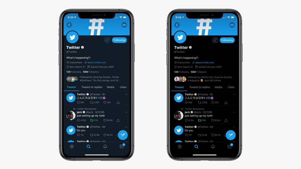 Brand Design Trend for 2021 - Dark Mode