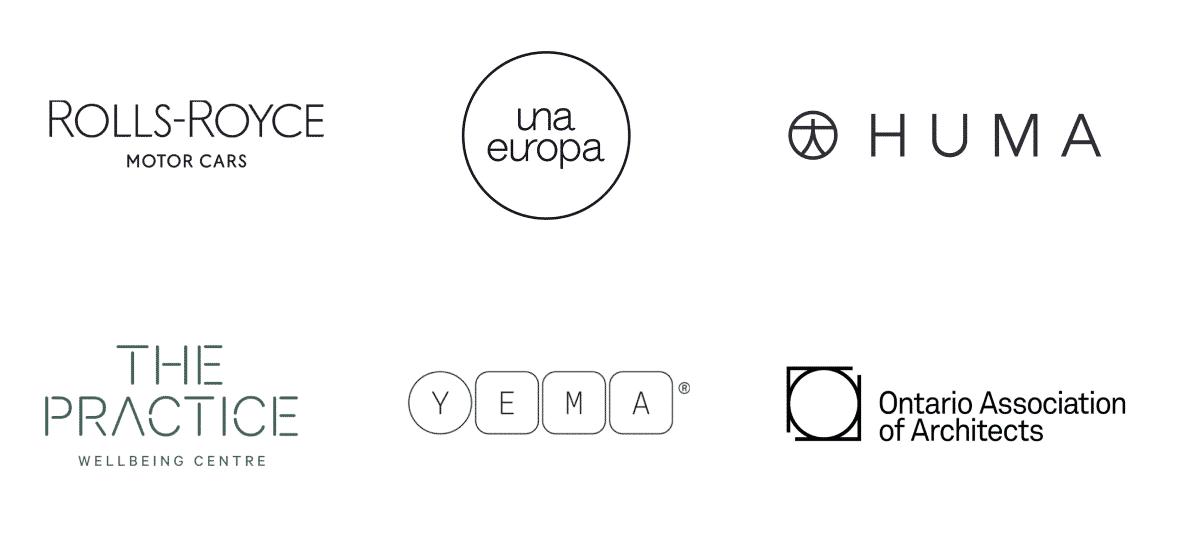 Logo Design Trends 2021 - Fine Lines