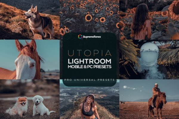 utopia lightroom presets