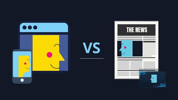 Digital Branding vs Traditional Branding