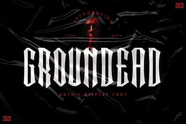 Groundead