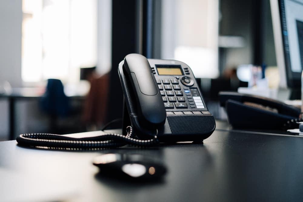 Phone calls to prospective customers