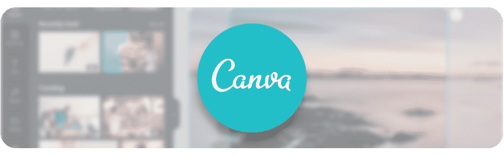 Canva graphic design tool for blog images
