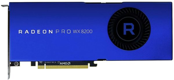 AMD Radeon Pro WX8200