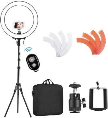 Andoer Ring Light Kit