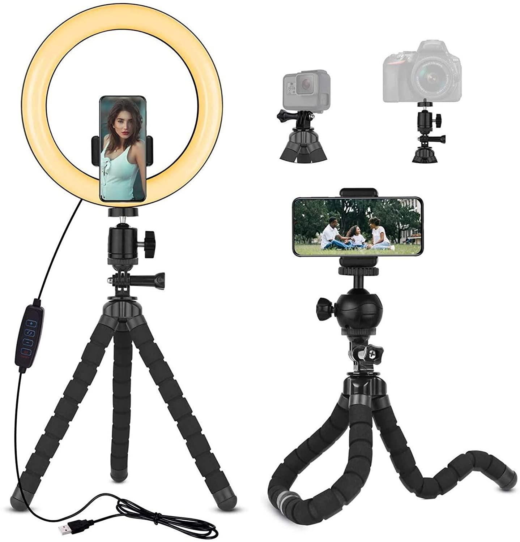 Emart 10'' Selfie Ring Light