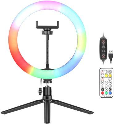 Neewer 10-inch RGB Ring Light