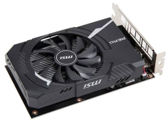 Nvidia GTX 1650 Mini ITX