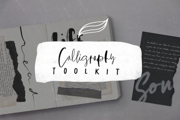 Procreate Calligraphy Toolkit