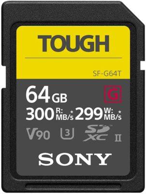 Sony SF-G Tough SDXC