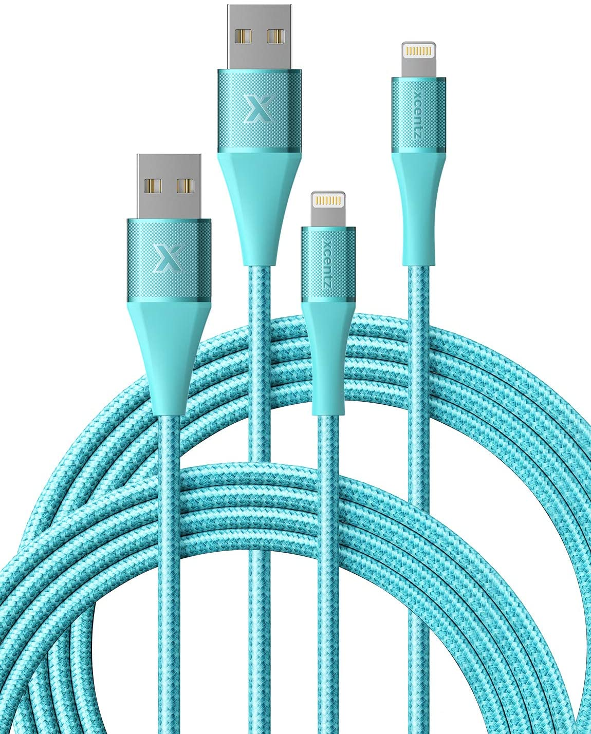 Xcentz MFi Certified Lightning Cable