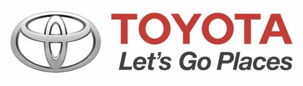 The Golden Ratio in the Toyota Logo