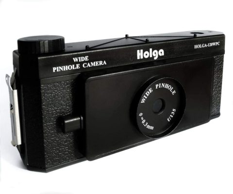 Holga 120 WPC Panoramic Pin Hole Camera