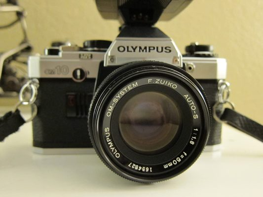 Olympus OM-10 OM10