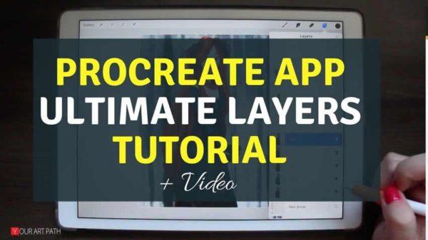 Procreate Ultimate Layers Tutorial