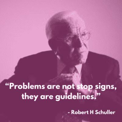 Robert H Schuller