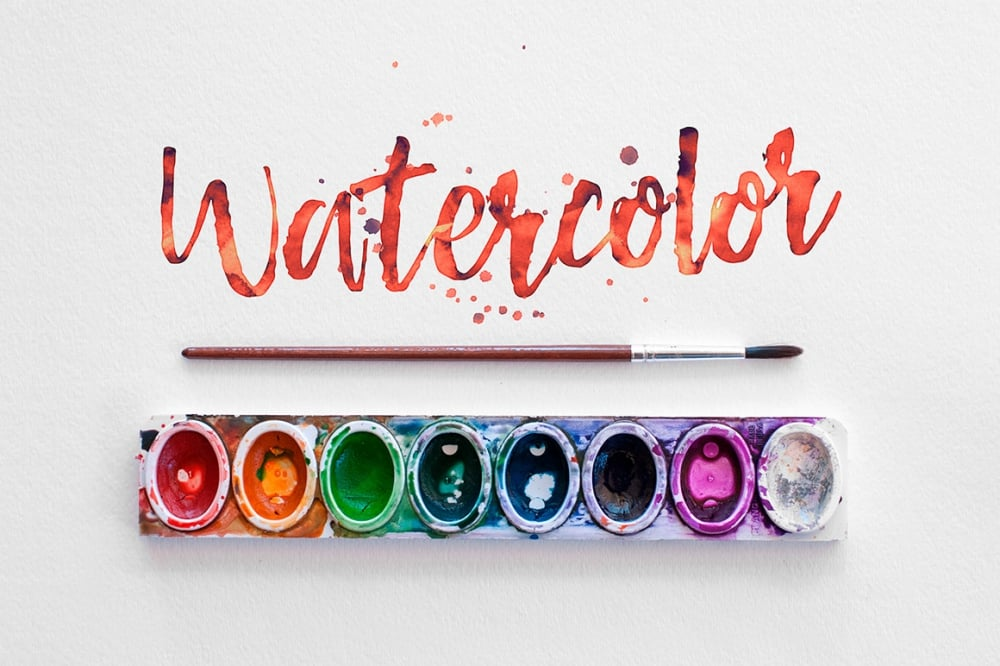 The Ultimate Watercolor Collection