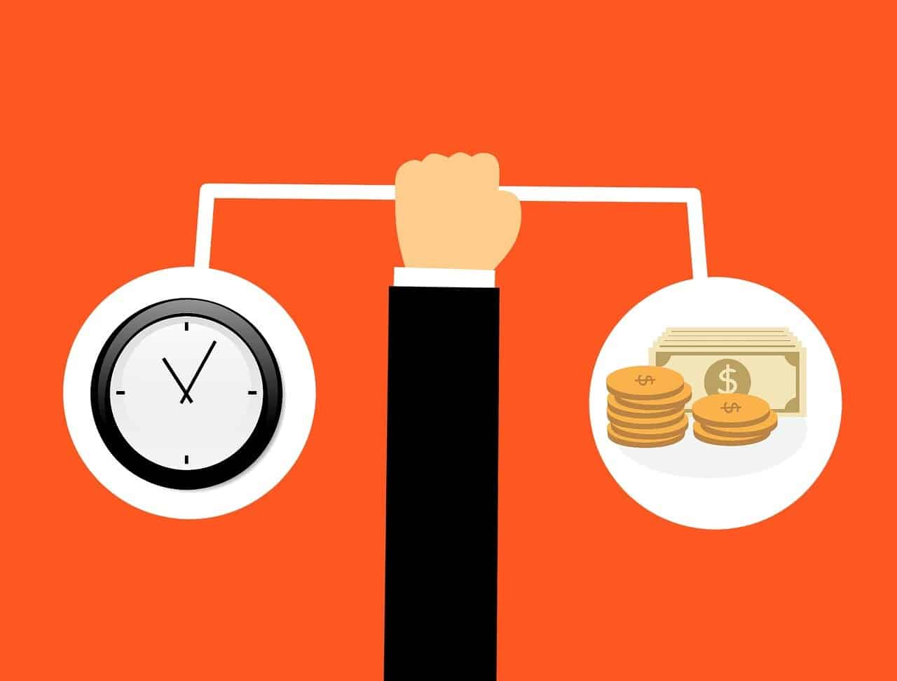 Balancing time and money with outsourcing