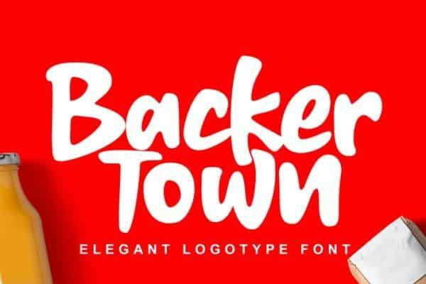 Backer Town