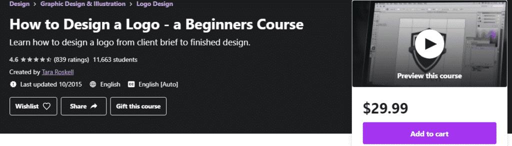 How to Design a Logo – a Beginner's Course